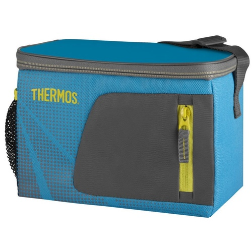 Thermos Radiance Soft Cooler 6 Can Light Blue
