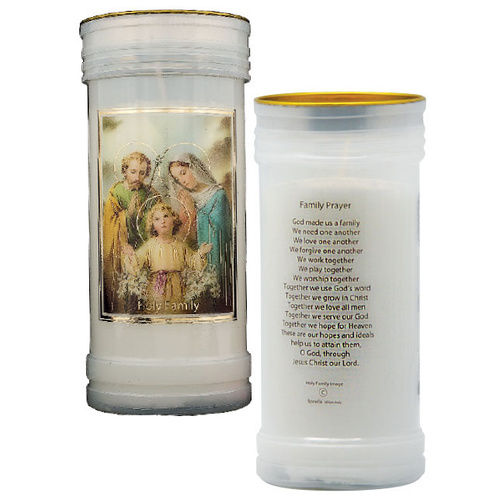 Devotional Candle - Holy Family