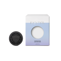 Ecoya Car Diffuser - Coconut & Elderflower