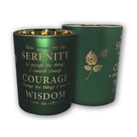 Religious Gifting Christmas Candle Holder - Serenity
