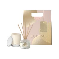 Ecoya Christmas Edition Mini Gift Set - Sweet Pea & Jasmine