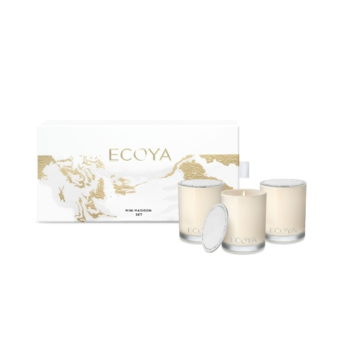 Ecoya Limited Edition Mini Madison Gift Set