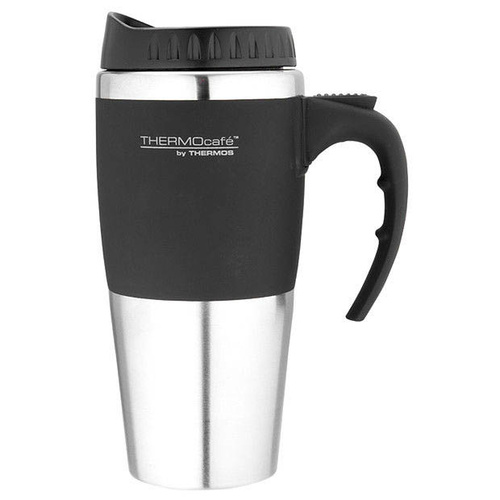 Thermos Travel Mug 450ml Black