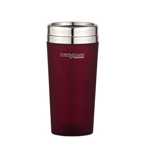 Thermos Thermocafe Travel Tumbler 420ml Matte Red