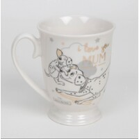 Disney Magical Moments 101 Dalmatians: Mug 'I Love You Mum'