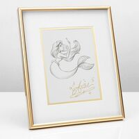 Disney Collectable Framed Print - Ariel