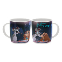 Disney Mug - Lady And The Tramp