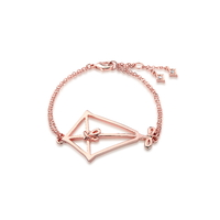 Disney Couture Kingdom - Mary Poppins - Kite Bracelet Rose Gold