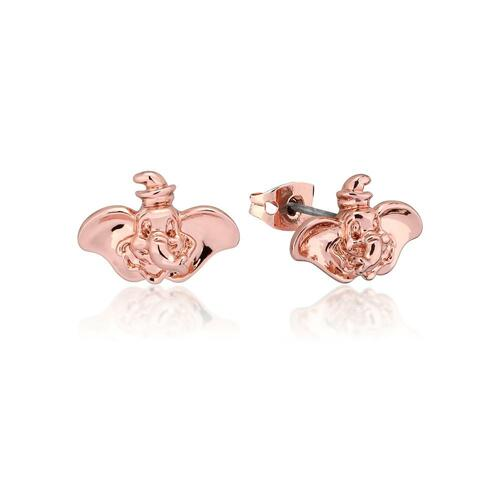Disney Couture Kingdom - Dumbo - Stud Earrings Rose Gold