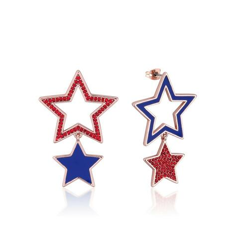 Disney Couture Kingdom - Dumbo - Circus Star Earrings Rose Gold