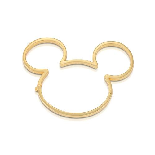 Disney Couture Kingdom - Mickey Mouse - Bangle Yellow Gold