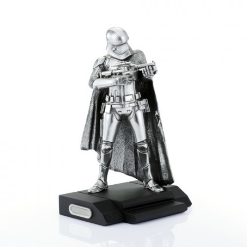 Royal Selangor Star Wars Figurine - Captain Phasma Limited Edition