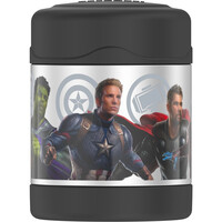 Thermos Funtainer Food Jar 290ml Marvel Avengers Endgame