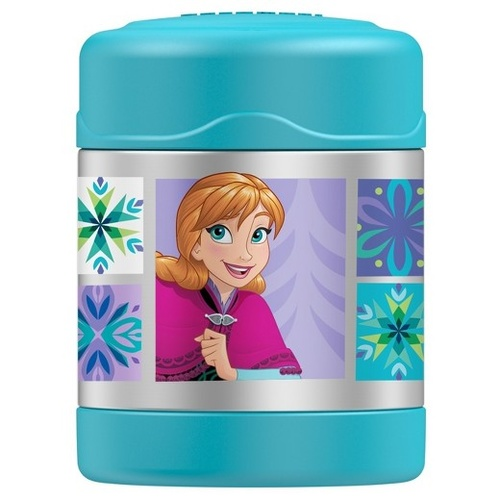 Thermos Funtainer Food Jar 290ml Disney Frozen - Blue