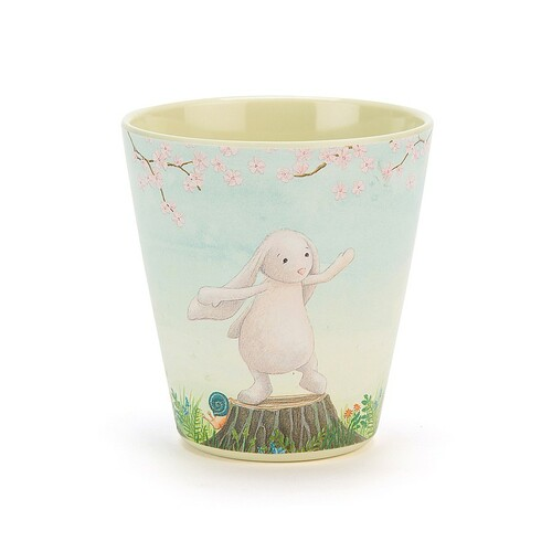 Jellycat Melamine Cup - My Friend Bunny
