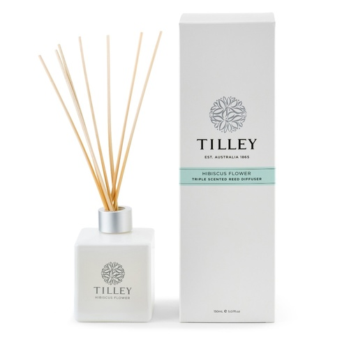 Tilley Reed Diffuser - Hibiscus Flower 150ml