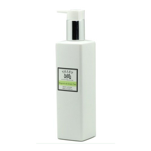 Tilley Body Lotion - Magnolia & Green Tea 250ML
