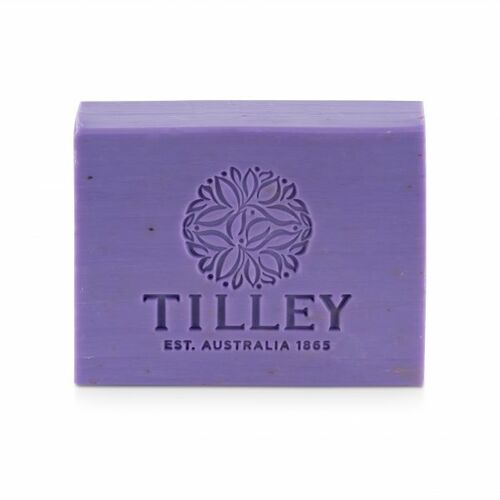 Tilley Fragranced Vegetable Soap - Tasmanian Lavender