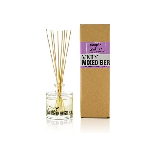 Scents of Nature by Tilley Reed Diffuser - Very Mixed Berry
