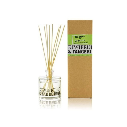Scents of Nature by Tilley Reed Diffuser - Kiwifruit & Tangerine