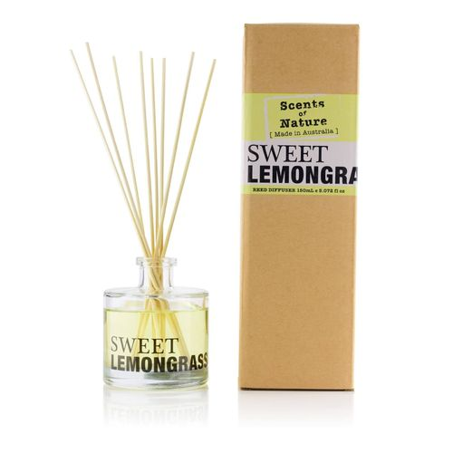 Scents of Nature by Tilley Reed Diffuser - Sweet Lemongrass