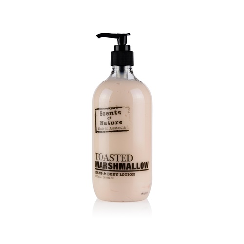 Scents of Nature by Tilley Body Lotion - Toasted Marshmallow