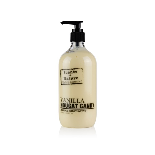Scents of Nature by Tilley Body Lotion - Vanilla Nougat Candy