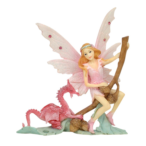 Dragon Fairy - Pink