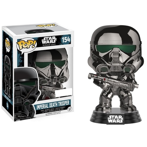 Pop! Vinyl - Star Wars: Rogue One - Death Trooper Chrome US Exclusive