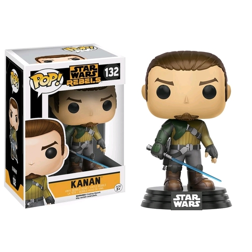 Pop! Vinyl - Star Wars: Rebels - Kanan Bobble-Head