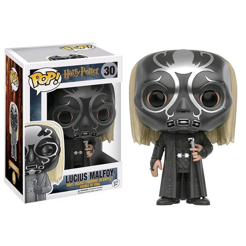 Pop! Vinyl - Harry Potter - Lucius as Death Eater US Exclusive