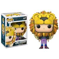 Pop! Vinyl - Harry Potter - Luna Lovegood with Lion Head
