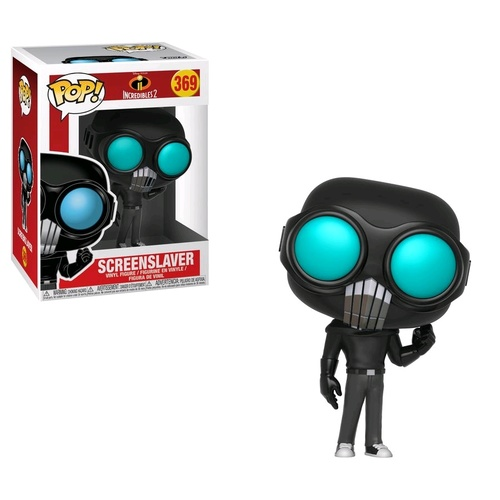 Pop! Vinyl - Disney Incredibles 2 - Screenslaver
