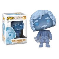 Pop! Vinyl - Harry Potter - Nearly Headless Nick Blue Translucent US Exclusive
