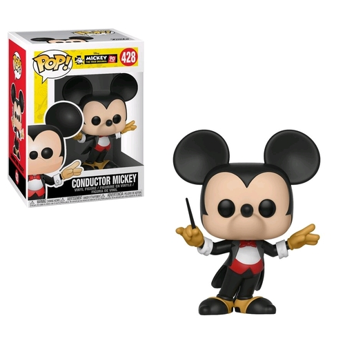 Pop! Vinyl - Disney Mickey Mouse - 90th Anniversary Conductor Mickey
