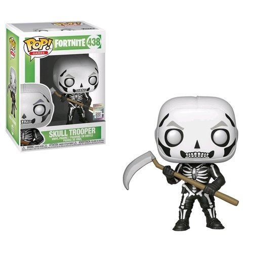 Pop! Vinyl - Fortnite - Skull Trooper