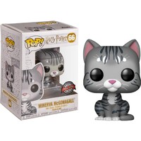 Pop! Vinyl - Harry Potter - McGonagall as Cat