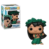 Pop! Vinyl - Disney Lilo & Stitch - Lilo in Hula Skirt US Exclusive