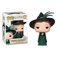 Pop! Vinyl - Harry Potter - Minerva McGonagall (Yule)