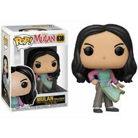 Pop! Vinyl - Disney Mulan (2020) - Mulan Villager