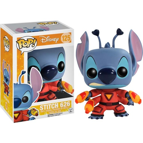 Pop! Vinyl - Lilo & Stitch - Stitch 626 Alien