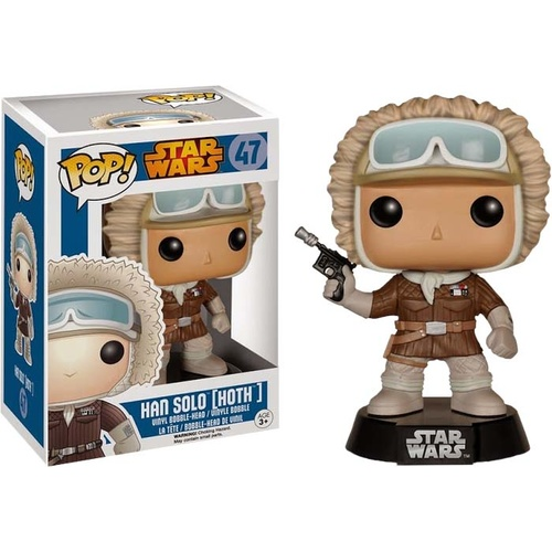 Pop! Vinyl - Star Wars - Han Solo Hoth