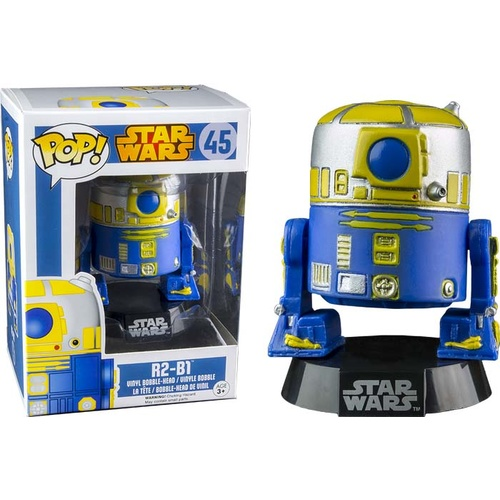 Pop! Vinyl - Star Wars - R2-B1