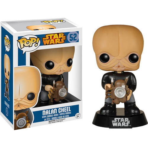 Pop! Vinyl - Star Wars - Nalan Cheel