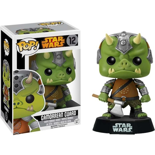 Pop! Vinyl - Star Wars - Gamorrean Guard Vault