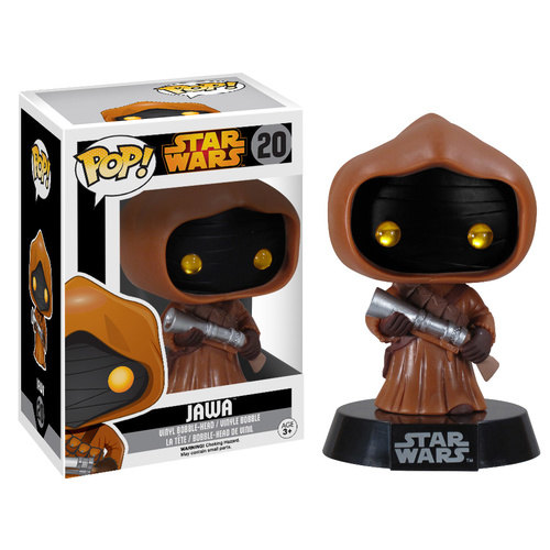 Pop! Vinyl - Star Wars - Jawa Vaulted