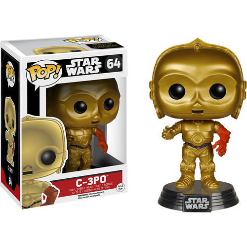 Pop! Vinyl - Star Wars - Episode VII The Force Awakens - C-3PO