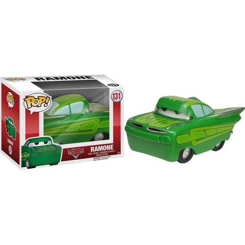 Pop! Vinyl - Cars - Ramone with Green Paint Deco