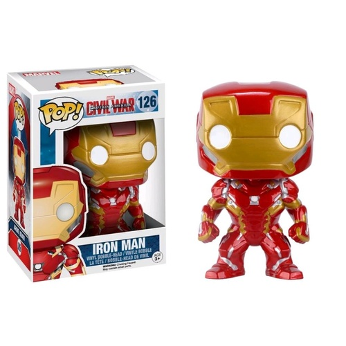 Pop! Vinyl - Captain America 3: Civil War - Iron Man