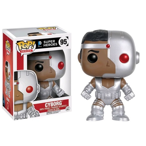 Pop! Vinyl - DC Comics - Cyborg